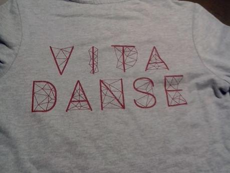 Les Nouveaux Sweat-Shirt Vita Danse !