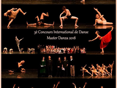 Concours International Master Danza 2018