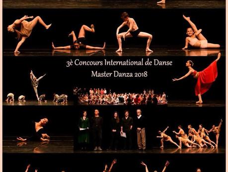 Concours International Master Danza 2018