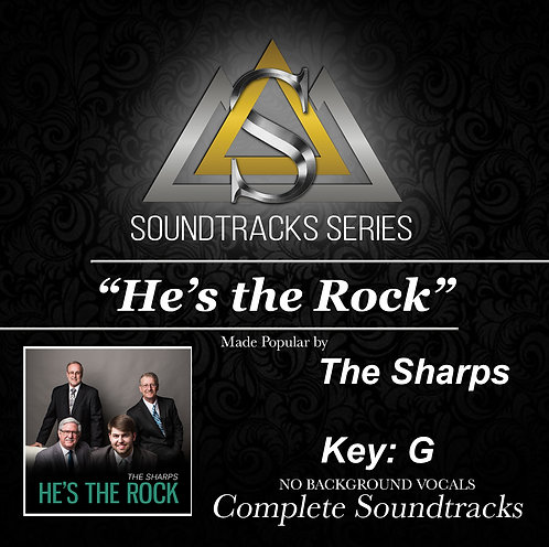 He's the Rock Soundtrack