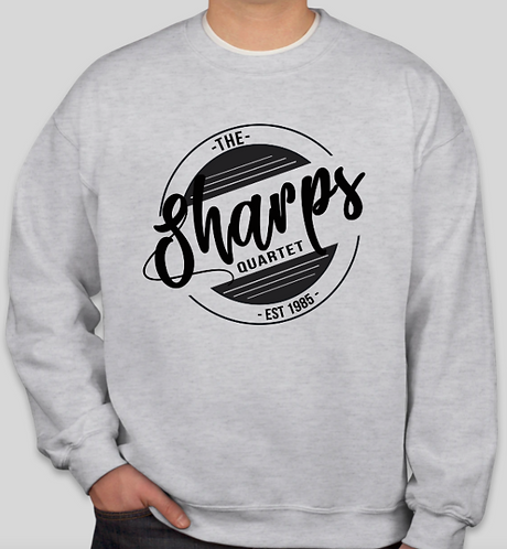 """Retro Logo"" Sweatshirt"