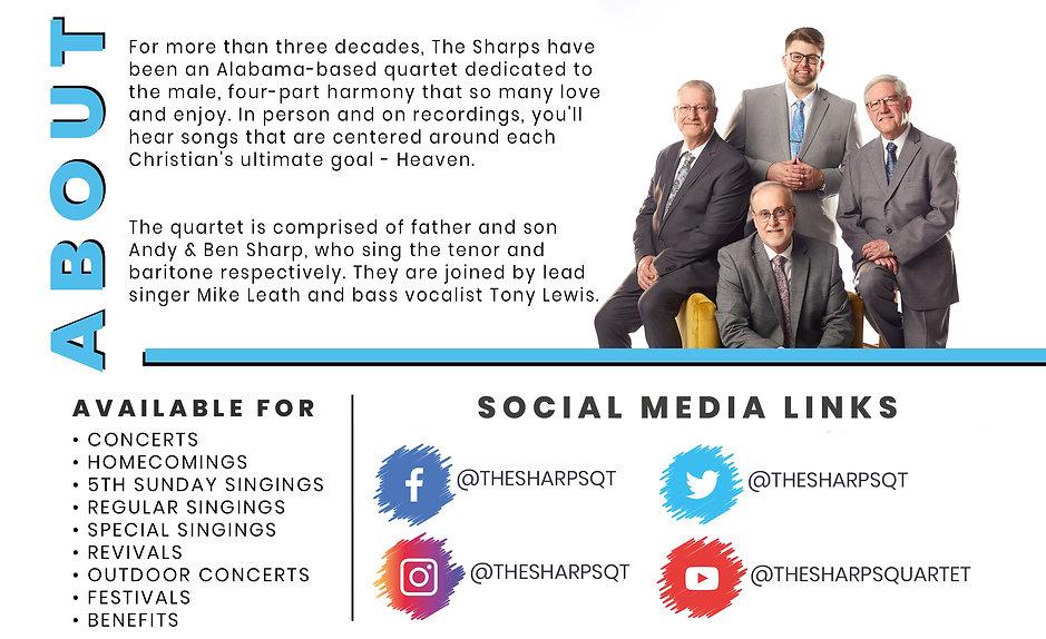 The Sharps 2021