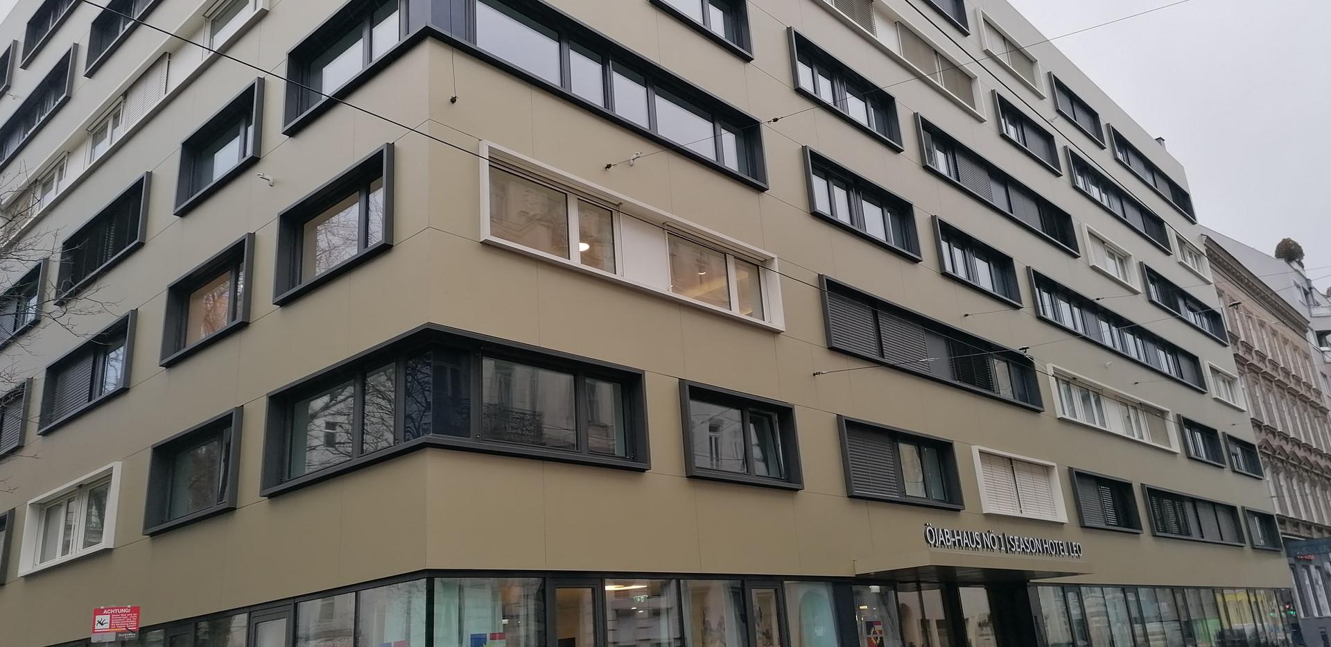 ÖJAB Haus Niederösterreich 1