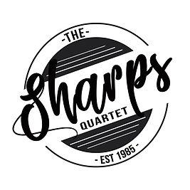 The Sharps Retro Logo
