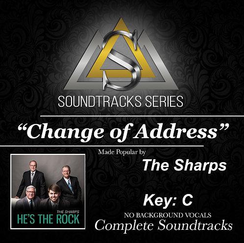Change of Address Soundtrack