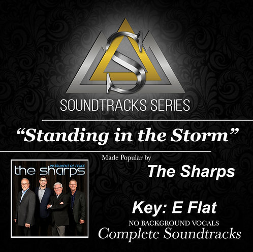 Standing in the Storm Soundtrack