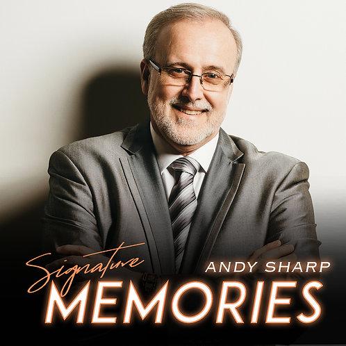 Signature Memories (2018) CD