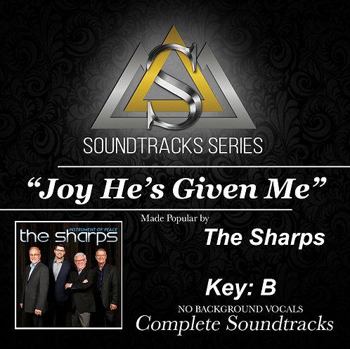Joy He's Given Me Soundtrack