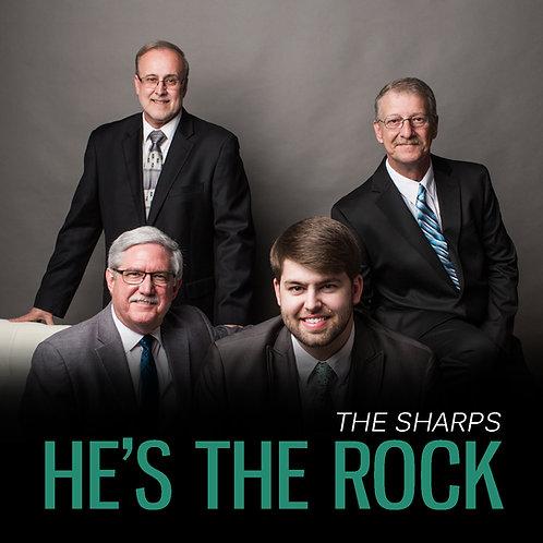 He's the Rock (2016) CD