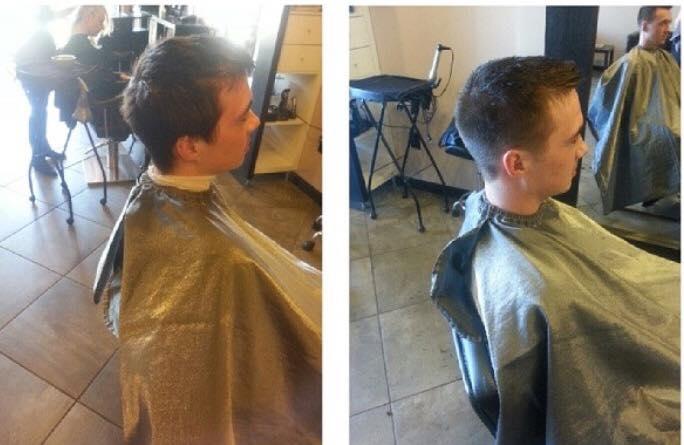 Men's hair stylist