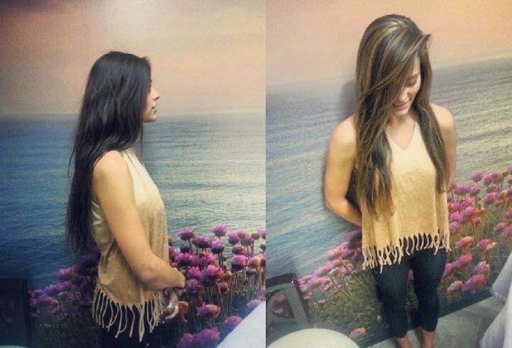 Hair color & highlights Phoenix