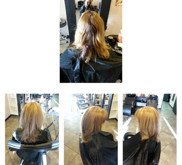 Hair stylist Phoenix