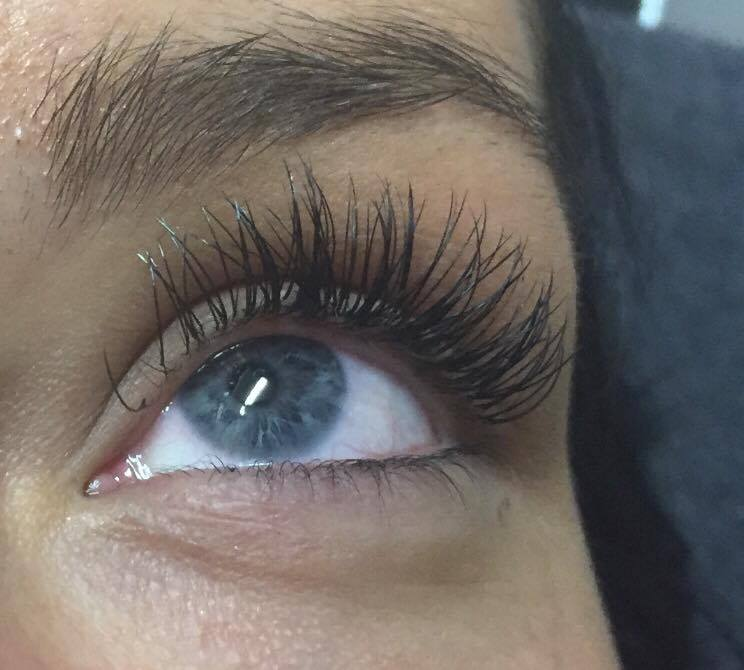 Eyelash extensions Phoenix