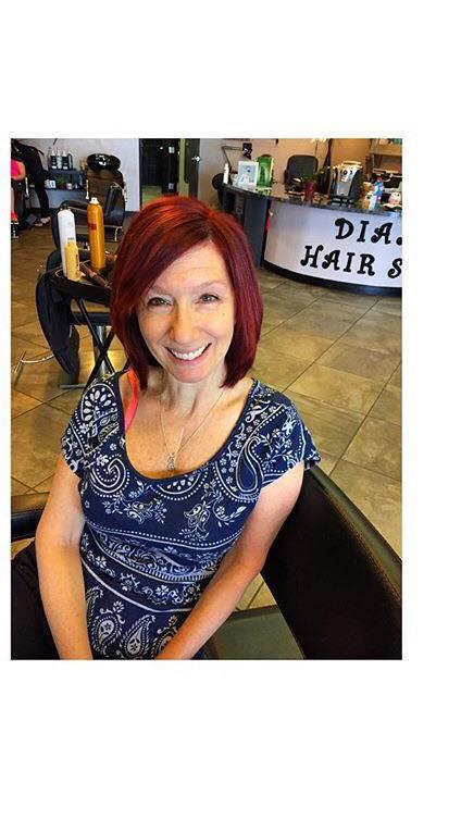 Hair cut & color Phoenix