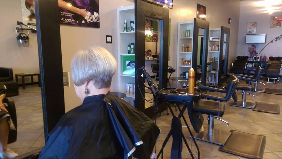Haircut & style North Phoenix