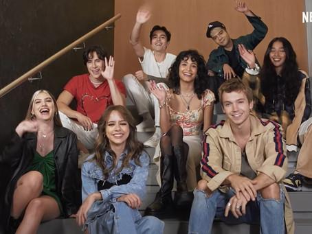 Rebelde Netflix: primeira imagem do elenco é divulgada