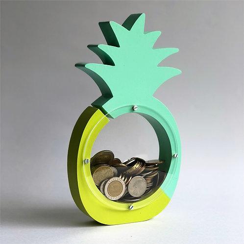 Piggy Bank   Pineapple