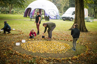Nature, Autumn, Forest School, Nature Deficiency