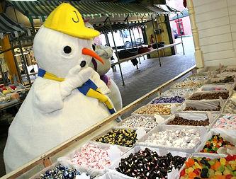 Snowman Christmas Performance