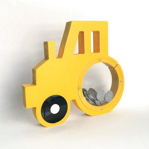 Piggy Bank | Tractor
