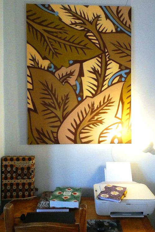 Original Canvas - 'Mildstyle' in 'Skylarkin' colourway