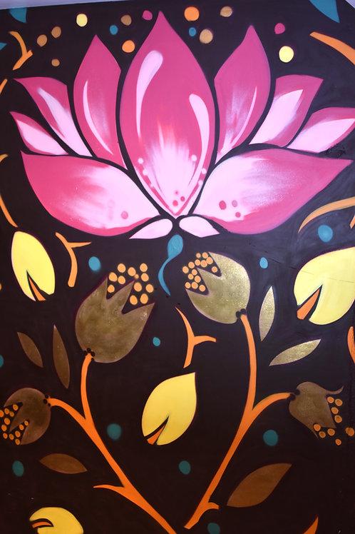 Giclée print - Lotus
