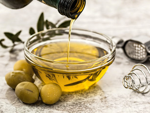 Fat and oils may be the cause of your skin rash