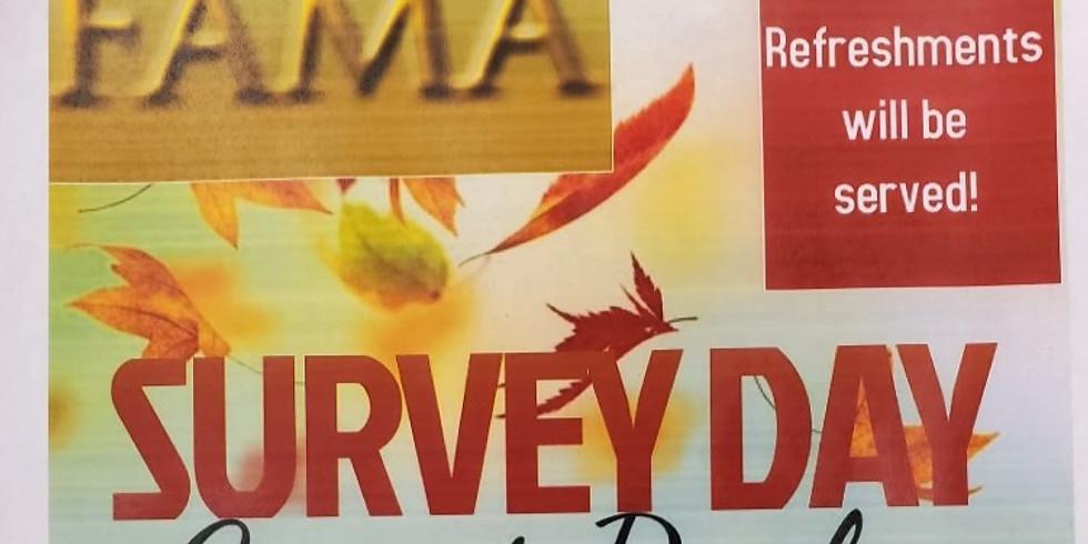 Fama Survey Day