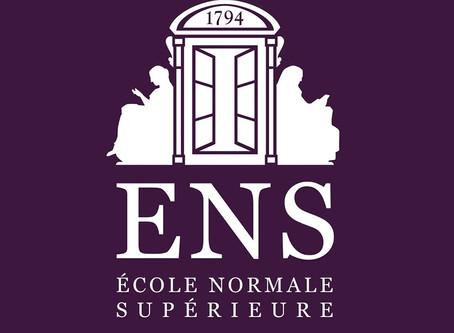 Earthcube @Ecole Normale Supérieure