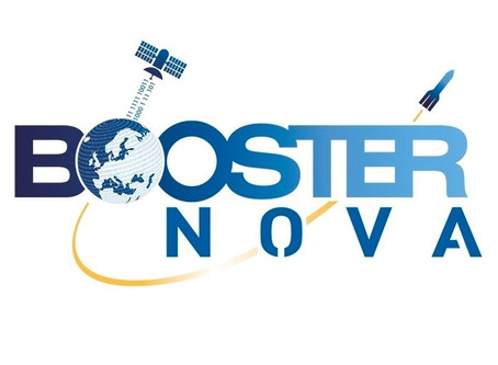 Booster Nova supports us on our way to space!