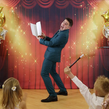 BenTastic- Offering Magic Shows for Schools & Libraries in the Toronto area