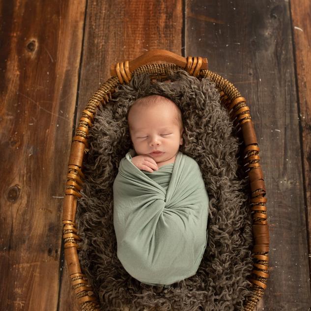 Harrison's Newborn Session