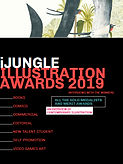 Cover 2019 iJungle Illustration Awards.j