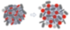 B-tech模式図
