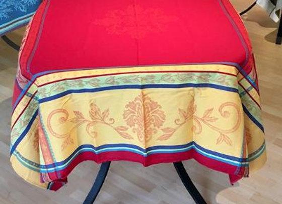 Jacquard Tablecloth