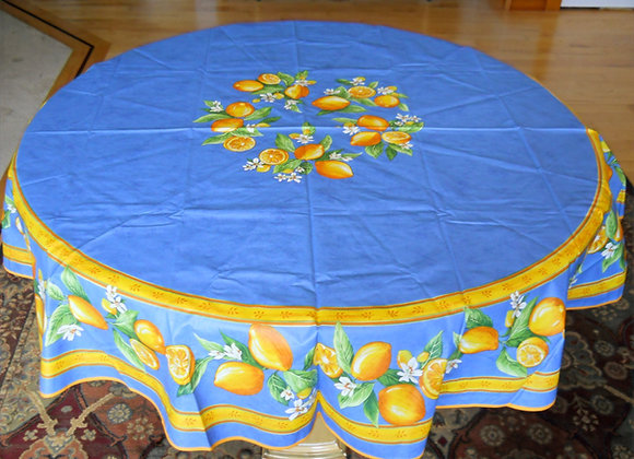 Acrylic Coated Tablecloth