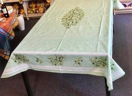 Acrylic Coated Tablecloth