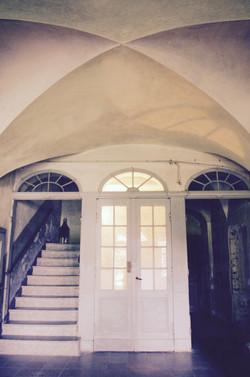 Schloss Oelzschau Ground Stair  Floor Location