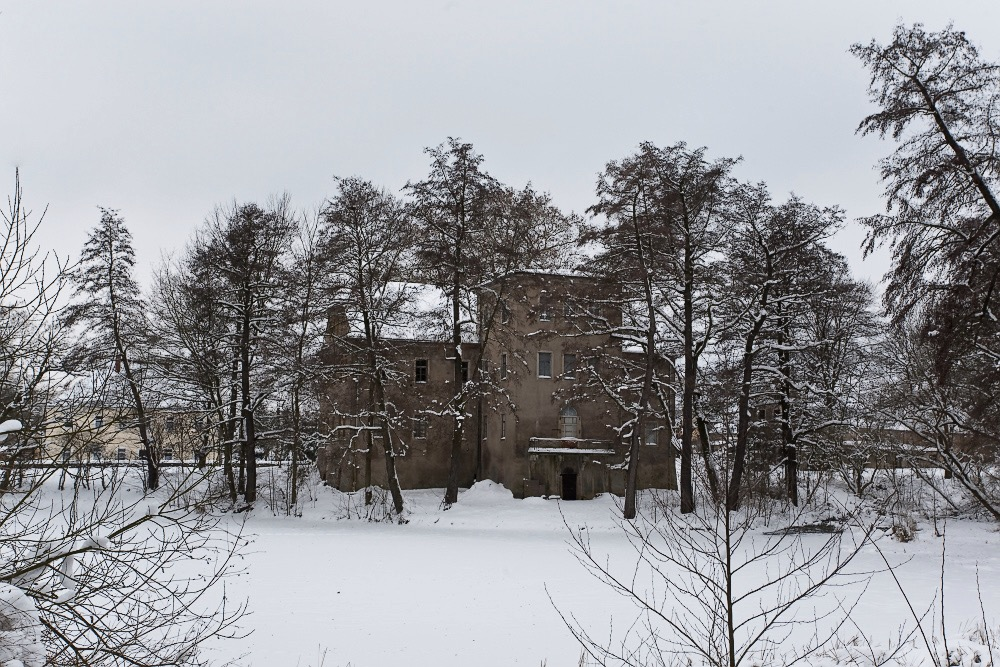 Location Germany Winter Snow