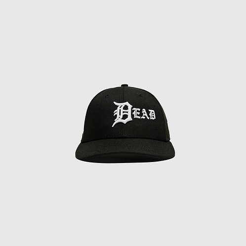 DEAD X NEW ERA FITTED HAT