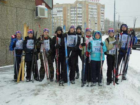 Лыжный туристский марафон «Снежное кольцо Оренбурга-2017»