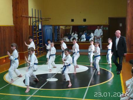 Аттестационный семинар по каратэ