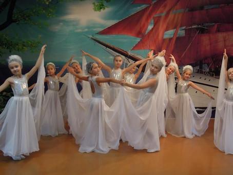 """Дети, танец, """"КОНФЕТТИ"""". День мамы"""