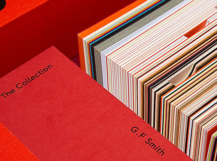 G F Smith Promotional Material