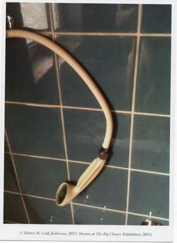 """Bathroom"", Postcard 2014"