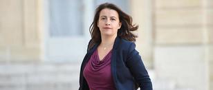 Cécile Duflot invitée par Clepsydre