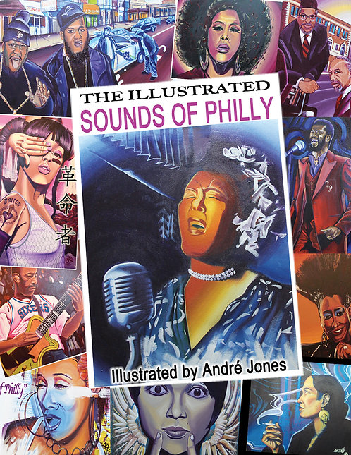 The Illustrated Sounds of Philly