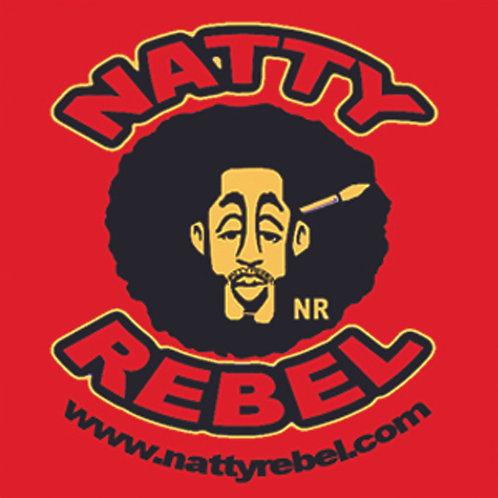 Natty Rebel Sticker