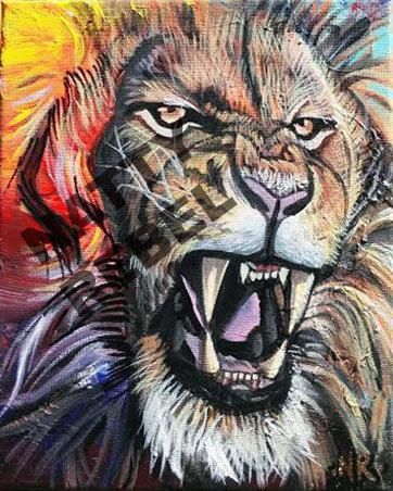 Lion Roar 1