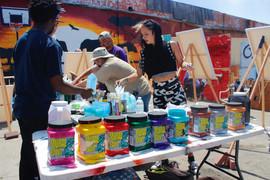 Chroma Inc. Mural Paint